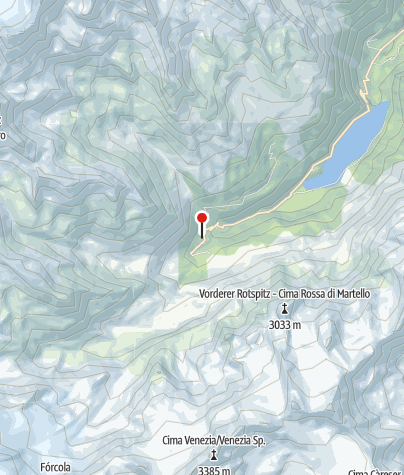 Karte / Gasthof Enzianhütte