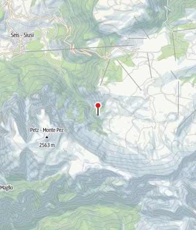 Karte / Prossliner Schwaige