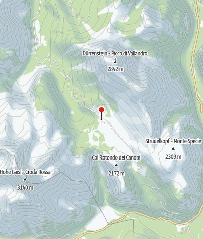 Karte / Berggasthof Plätzwiese