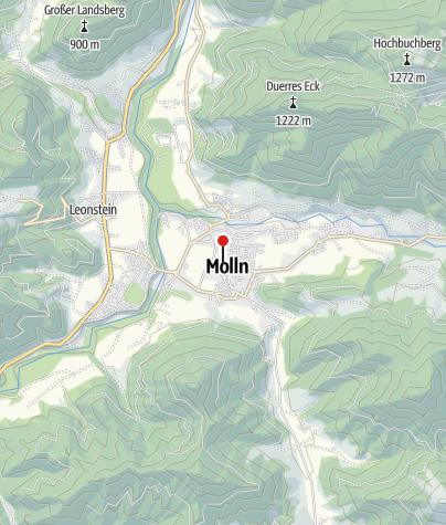 Map / AV-Haus Molln
