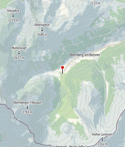 Karte / Gasthof Waldesruh