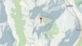 Karte / Tofererhütte