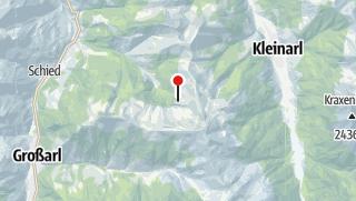 Karte / Großwildalm, 1.778 m