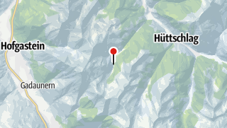 Karte / Harbachalm, 1.612 m