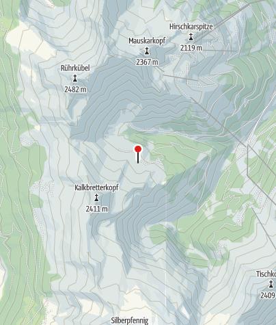 Karte / Feldinghütte