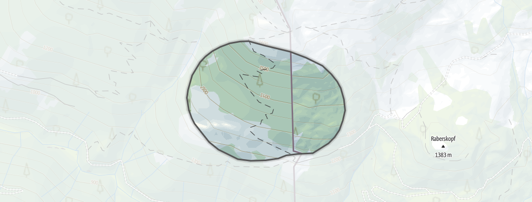 Karte / Zotenalm