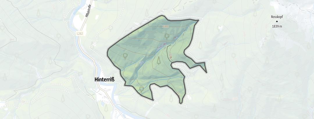 Karte / Hinterri߸ Brandauwand