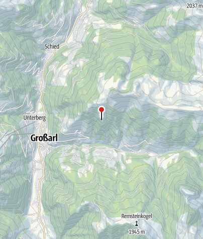 Karte / Gerstreitalm, 1.575 m
