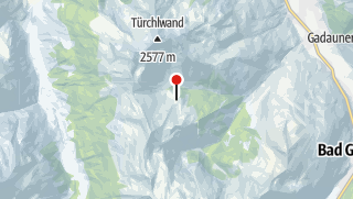 Karte / Baldaufhütte