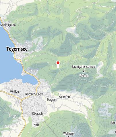 Karte / Berggasthof Galaun