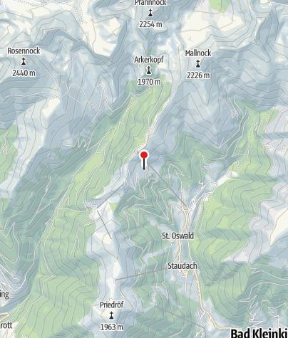 Karte / Brunnachhof