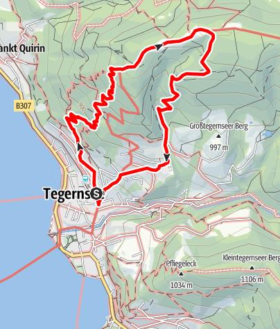 Karte / Zum Neureuth-Haus