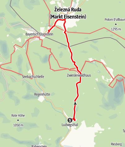 Map / Der alte Kaufmannsweg