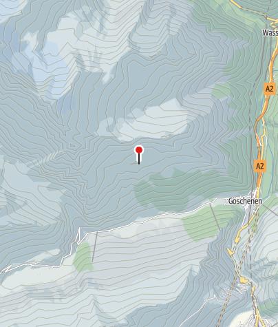 Karte / Salbithütte