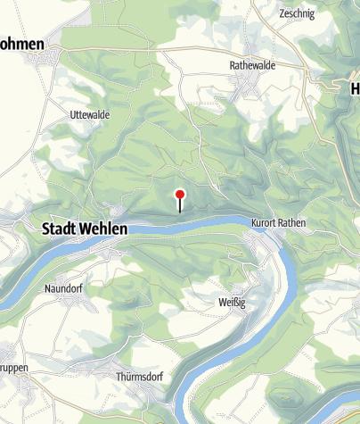 Karte / Weißtanne