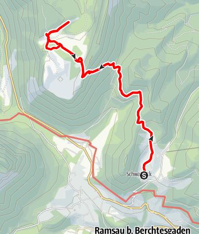 Karte / Nutzkaser > Mosenalm > Nutzkaser