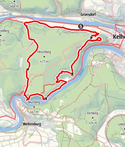 Karte / Kelheim