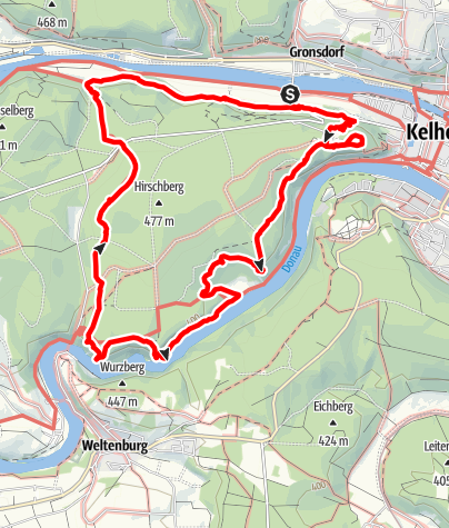 Mappa / Kelheim