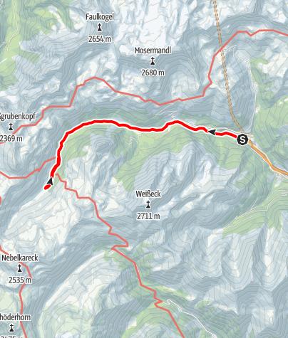 Karte / Örgenhias