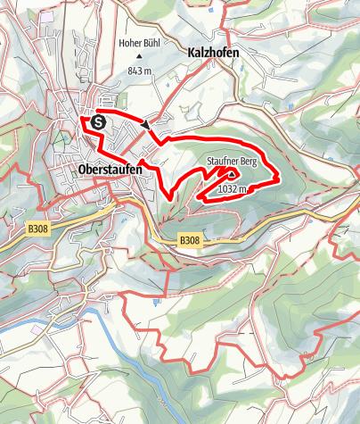 Mappa / 1 Staufenblick