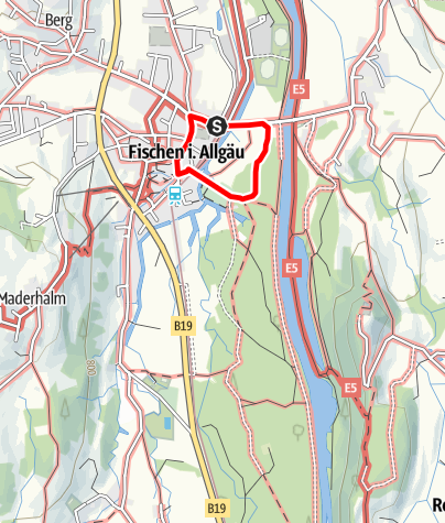 Karte / Im Eichhörnchenwald