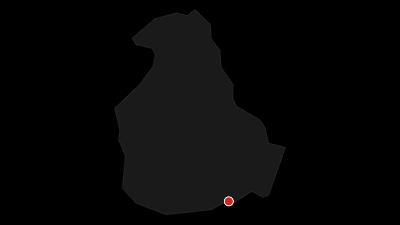 "Karte / Klettersteig ""Hoachwool"" in Naturns - Südtirol"
