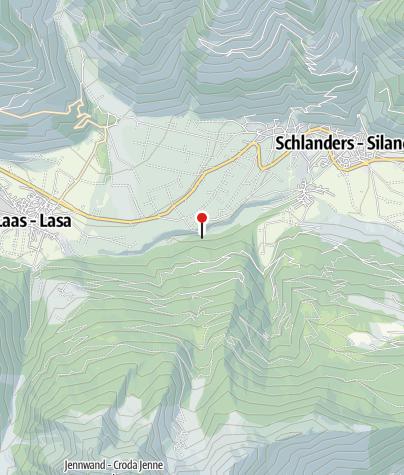 Karte / Fischteich Brugg