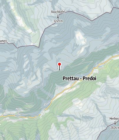 Karte / Waldneralm - Malga Waldner