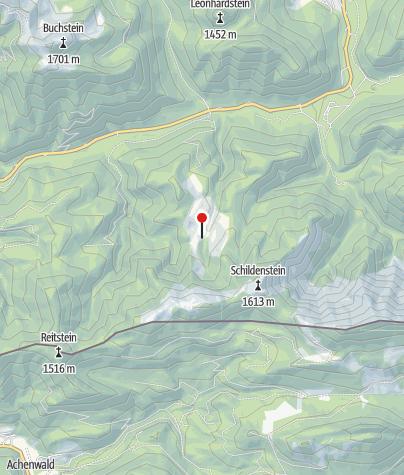 Karte / Königsalm