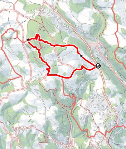 Karte / Koglerauspitz, Linz