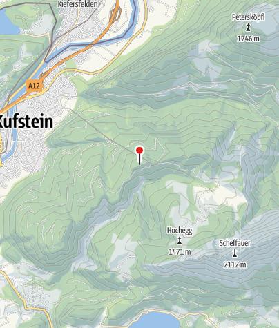 Map / Weinbergerhaus