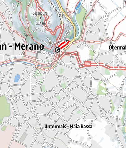 Mappa / Passeggiata Gilf