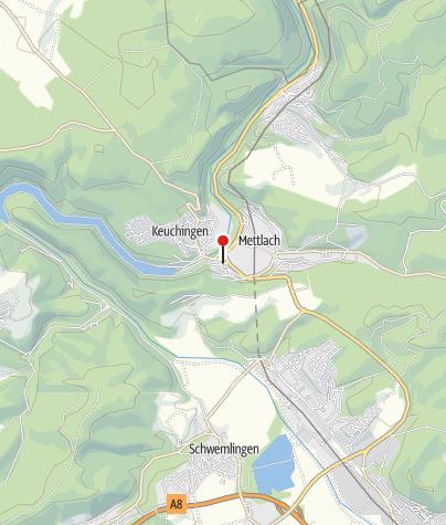Map / Hotel Zum Schwan***