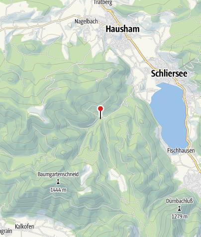 Map / Bauernhofcafe Hennerer