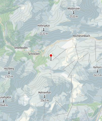 Karte / Berghotel Körbersee.