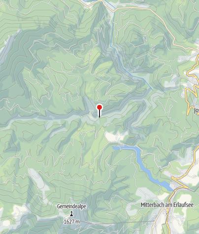 Karte / Ötscherhias
