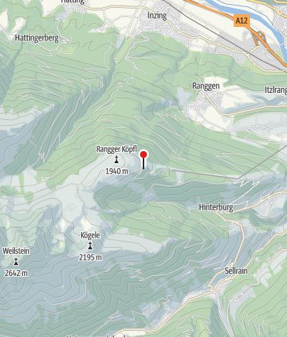 Karte / Rosskogelhütte