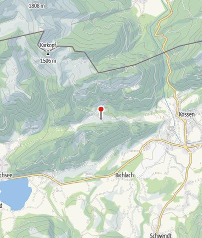 Karte / Alpengasthof Edernalm
