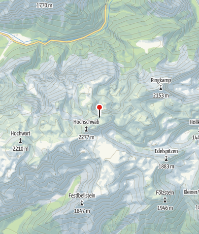Karte / Schiestlhaus