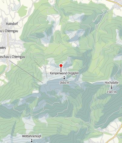 Karte / Steinlingalm
