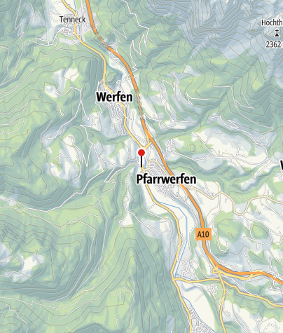 Karte / Landgasthof Reitsamerhof*** - Werfen-Imlau