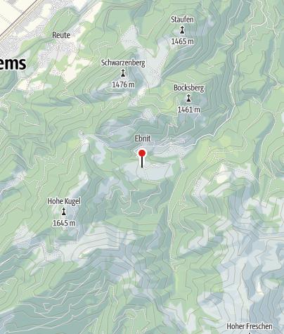 Karte / Heumöseralpe