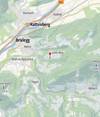 Karte / Pinzgerhof