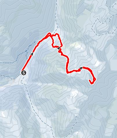 Map / Über den Saldurboden auf den Ramudlkopf (3.330 m) im Matschertal