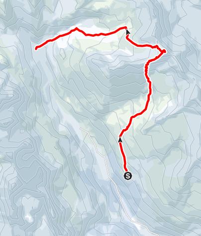 Map / Day 4 Ricou-Grande Tempête-Drayères