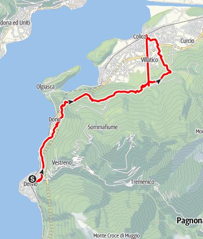 Karte / Sent. Viandante - 4° tappa