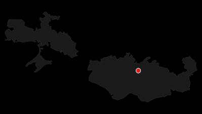 Map / Hinteres Raubschloss - Goldsteinaussicht - Richtergrotte - Goldsteig