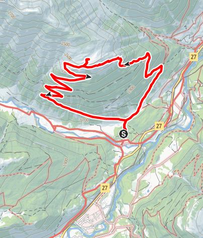 Karte / Chapella Murter 18.08.2020