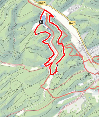 Map / Trainingsrunde Pfälzerwald DT