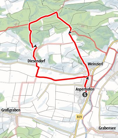Map / Wilhelm Kisser Jubiläumswarte